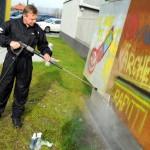profesjonalne usuwanie graffiti