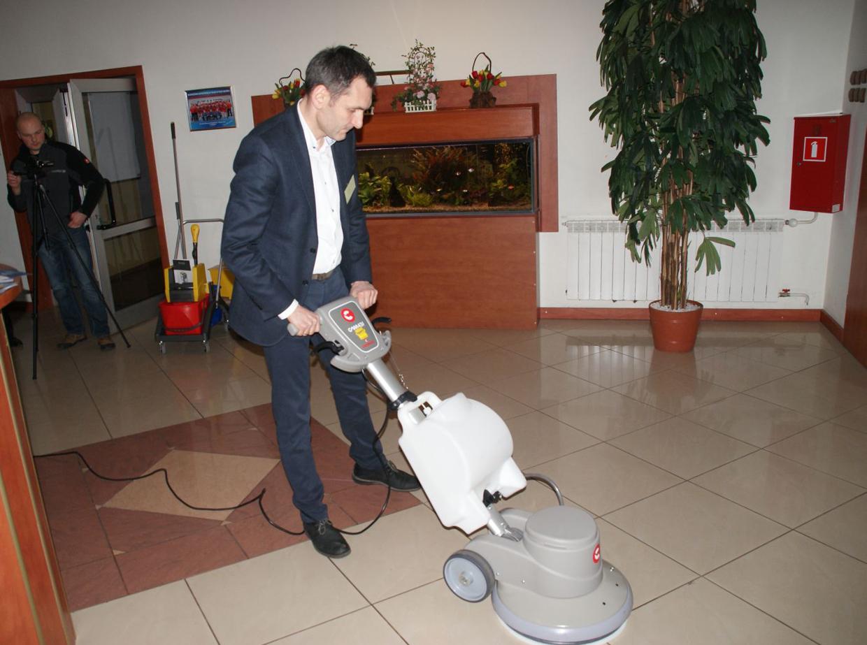 szkolenie maszyny