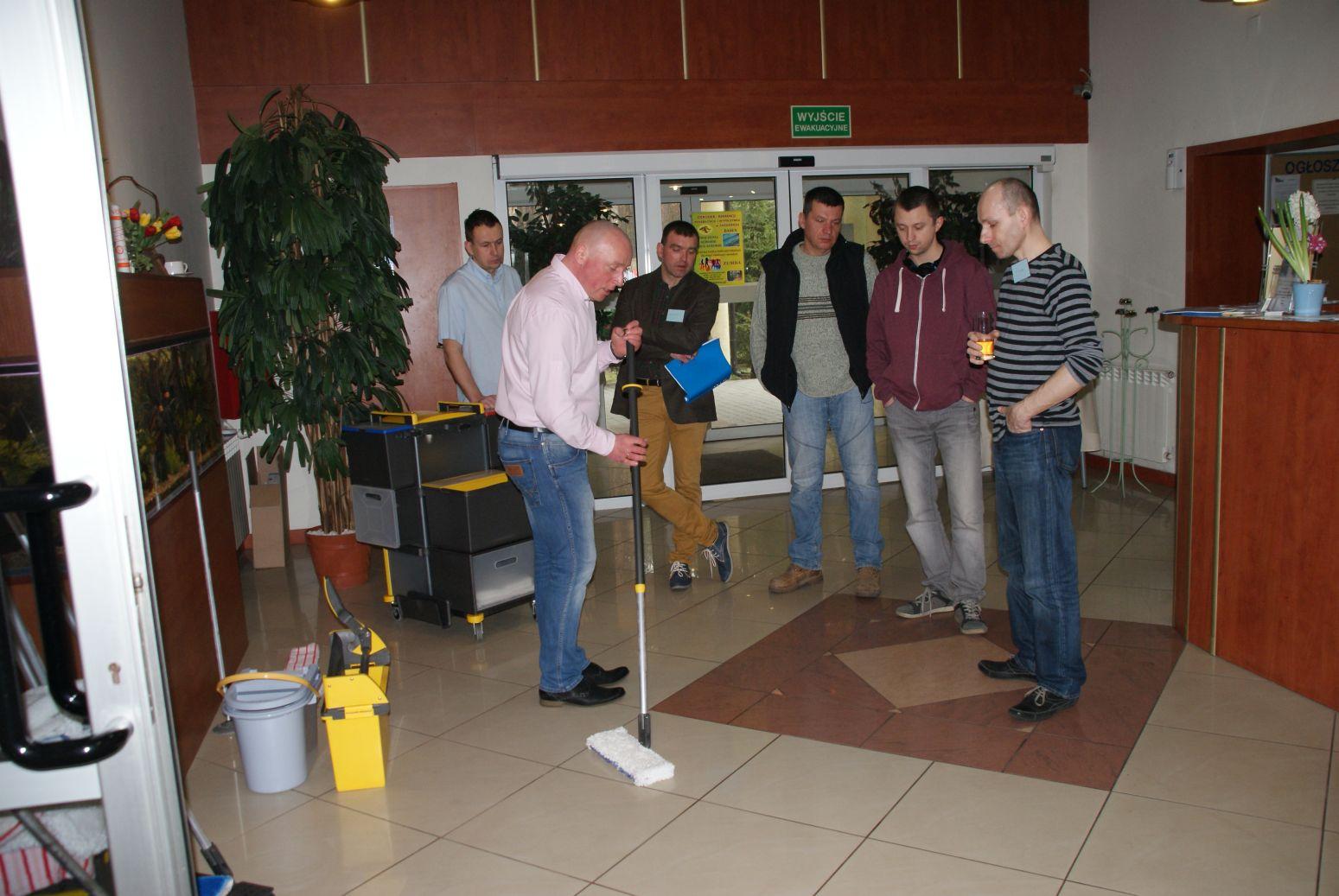 szkolenie cleaneria