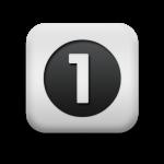 124328-matte-white-square-icon-alphanumeric-n1-solid