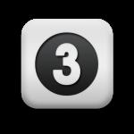 124331-matte-white-square-icon-alphanumeric-n3-solid