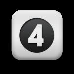 124332-matte-white-square-icon-alphanumeric-n4-solid